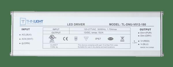 LED Driver 180 Watts