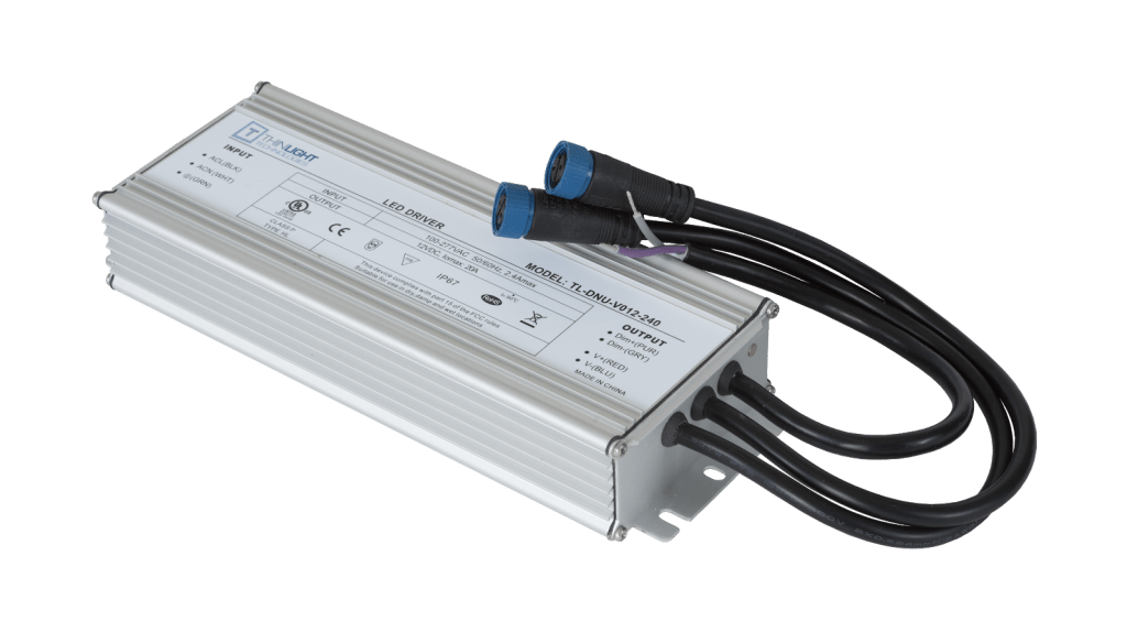 LED Driver 240 Watts Connector