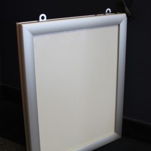 LED Snap Frame