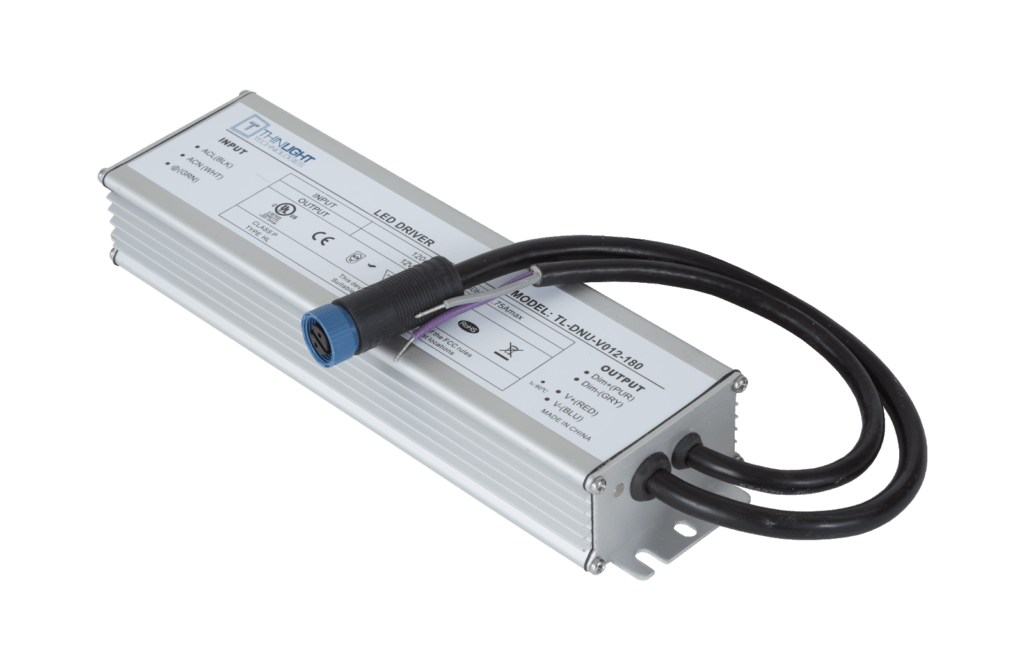 LED-Driver-180-Watts-Connector