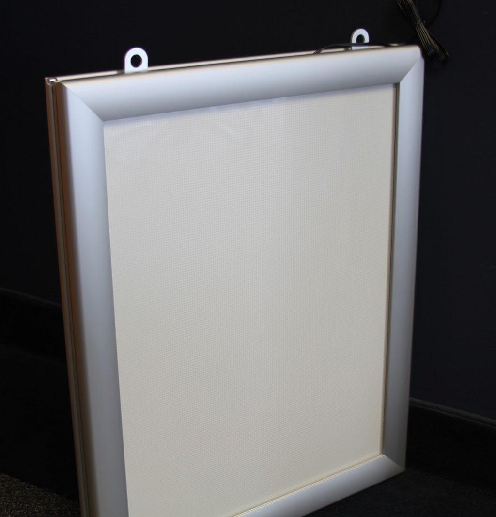 LED Snap Frame